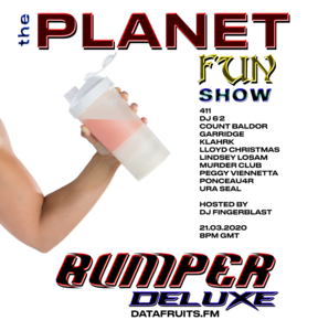 THE PLANET FUN SHOW: BUMPER DELUXE