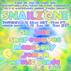 snailzone #103 wsg/ snarewaves & skybox