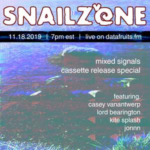 snailzone # 90 wsg casey vanantwerp & lord bearington
