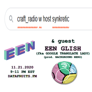 craft_radio w/ host Synkretic