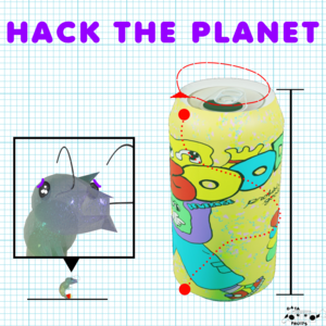 HACK THE PLANET LISTENING PARTY